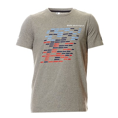 PUMA BMW Motorsport - T-shirt - gris