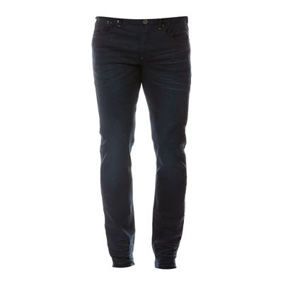 SCOTCH & SODA Jean slim - denim bleu