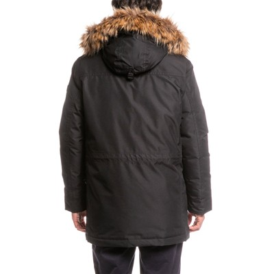 Downtown - Parka - noir