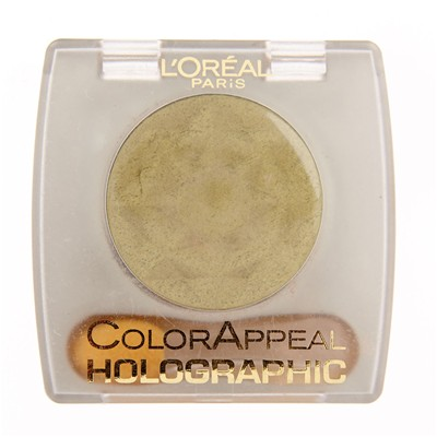 L'ORÉAL PARIS Color appeal Holographic - Ombres à paupières - 112 Vert Kryptonite