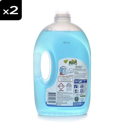 PERSIL Efficacité authentique - Lot de 2 - Persil lessive liquide - 35 lavages