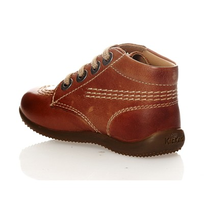 KICKERS Billy - Bottillons en cuir - camel
