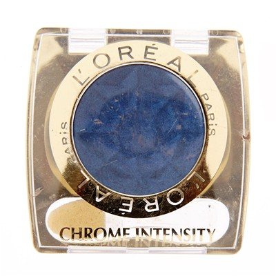L'ORÉAL PARIS Chrome Intensity - Ombre à paupières Micro-fine longue tenue - 182 Blue Jean
