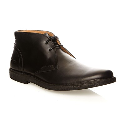 KICKERS Mistic - Derbies - noir