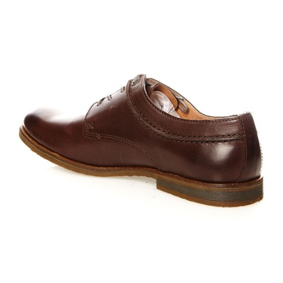 KICKERS Flavalys - Derbies en cuir - marron