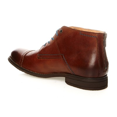 KICKERS Manato - Bottillons - marron clair