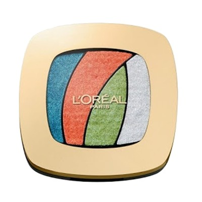 L'ORÉAL PARIS Color Riche - Ombre à paupières poudrier - S4 Tropical Tutu