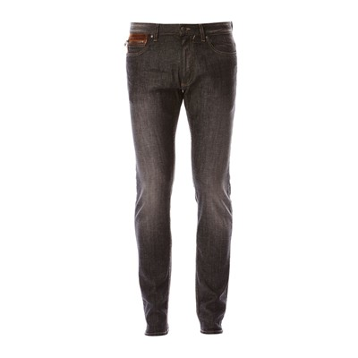 MCS Jean slim - denim noir