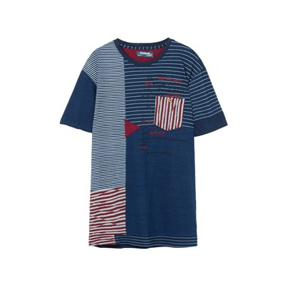 J-Stripes - T-shirt - noir