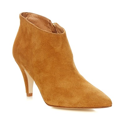 zapatillas Ikks shoes Botines camel