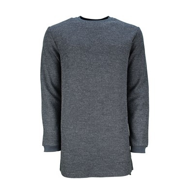 MLT Cabin Long - T-shirt - charbon