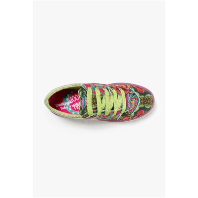 DESIGUAL Betina - Baskets - rouge