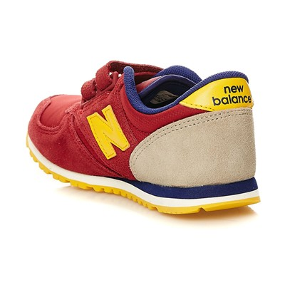 NEW BALANCE KE420 - Baskets - bordeaux