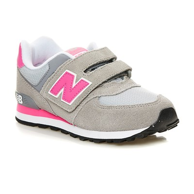 NEW BALANCE KV574 M - Baskets - gris