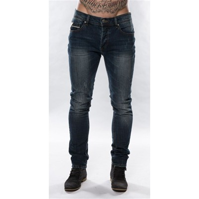 DEELUXE Archer - Jean slim - denim bleu