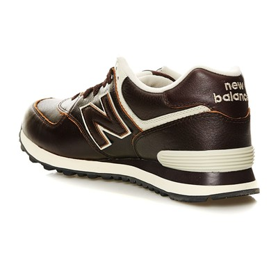 NEW BALANCE ML574 - Baskets - brun