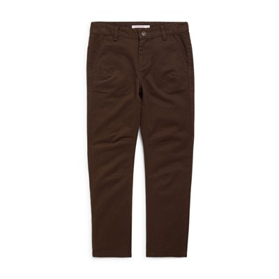 MONOPRIX KIDS Pantalon - marron