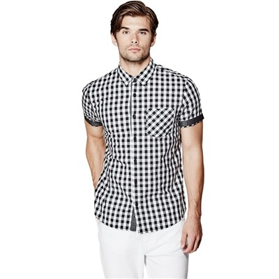 GUESS Chemise - bicolore