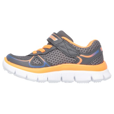 SKECHERS Flex advantage - Baskets - orange