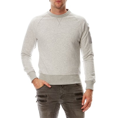 SCHOTT Sweat-shirt - gris