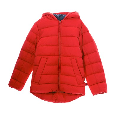 BENETTON Doudoune - rouge
