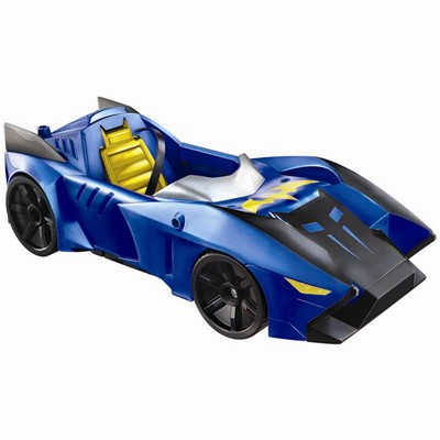 MATTEL Batmobile - tricolore