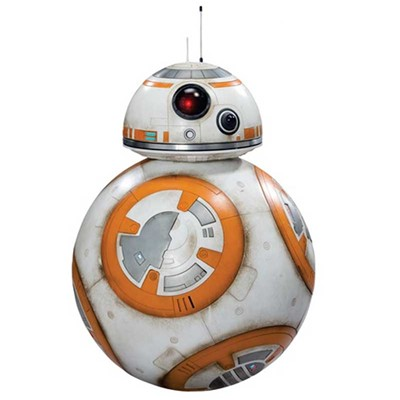 POLYMARK Star Wars - BB8 électronique 40 cm - bicolore