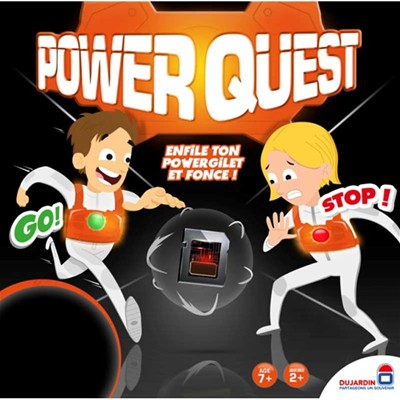 DUJARDIN Power Quest - multicolore