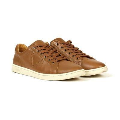 AIGLE YARDEN TIME - Baskets - camel