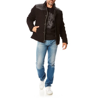 BEST MOUNTAIN Parka en coton - noir