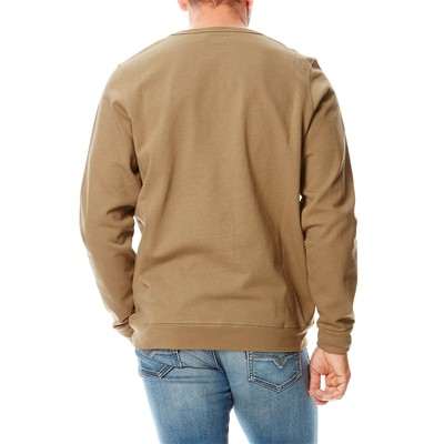 BEST MOUNTAIN Sweat-shirt en coton mélangé - army