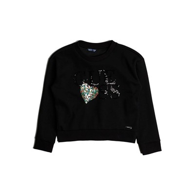 GUESS KIDS Sweat-shirt - noir