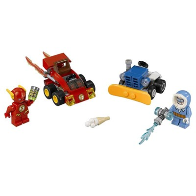 LEGO Figurines Flash et Captain Cold - multicolore