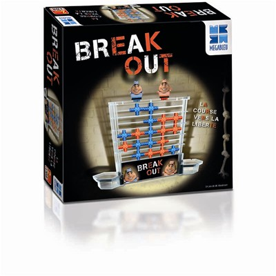 MEGABLEU Break Out - multicolore