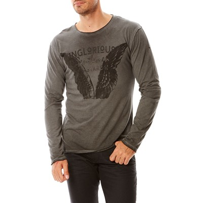 DEEPEND T-shirt - gris clair
