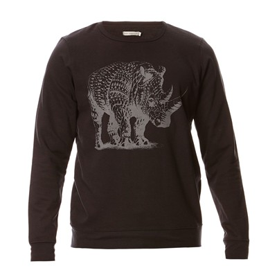 BEST MOUNTAIN Sweat-shirt en coton mélangé - noir