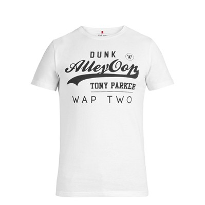 WAP TWO Tony Parker - T-shirt - blanc