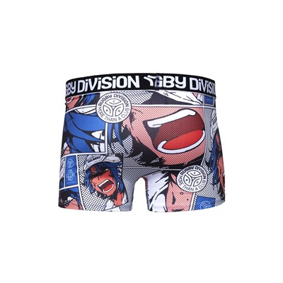 RUGBY DIVISION Club - Boxer - multicolore