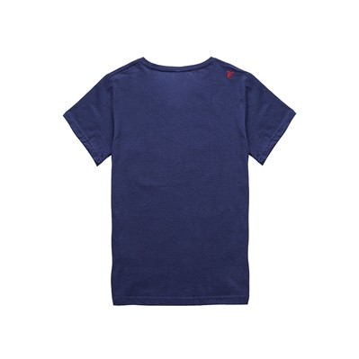 WAP TWO Tony Parker - T-shirt - bleu marine