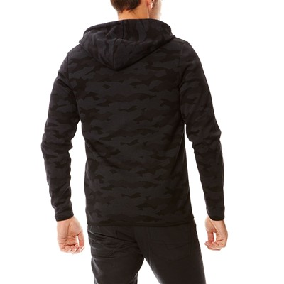 JACK & JONES Sweat à capuche - noir