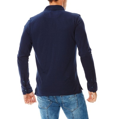 PEPE JEANS LONDON Pallas - Polo - bleu