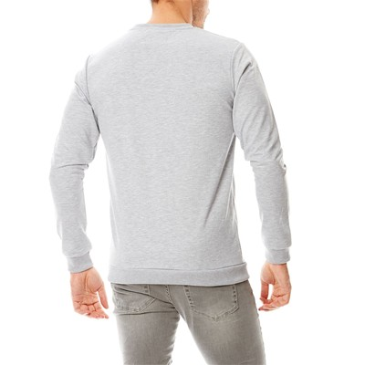 JACK & JONES Sweat-shirt - gris