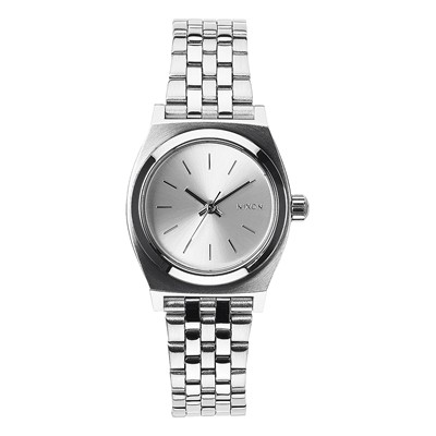 Small time teller - Style casual - argent