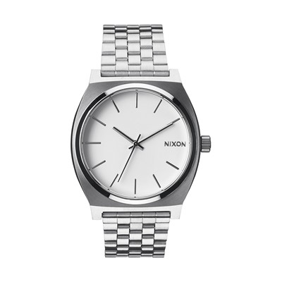 Time Teller - Style casual - blanc