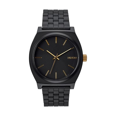 Time Teller - Style casual - noir/ or