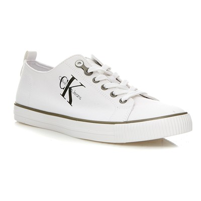 zapatillas Calvin Klein Jeans Arnold Canvas Zapatillas blanco