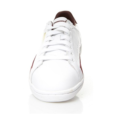 PUMA Match 74 - Baskets en cuir - blanc
