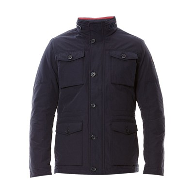 The Field - Parka - bleu marine