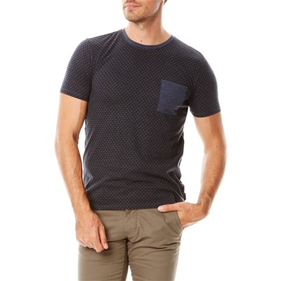 TEDDY SMITH Tilman - T-shirt - bleu marine