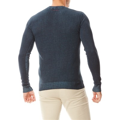 TEDDY SMITH Polvy - Pull - bleu marine